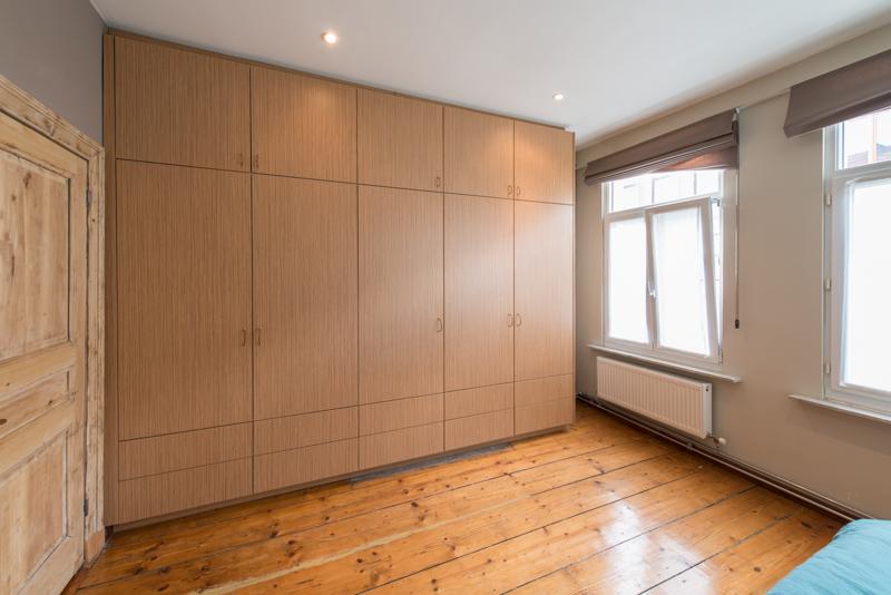 Kastenwand Slaapkamer Op Maat : Kastenwand slaapkamer