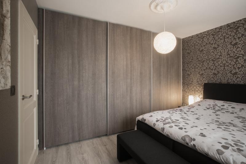 Kastenwand slaapkamer for Interieur verkest