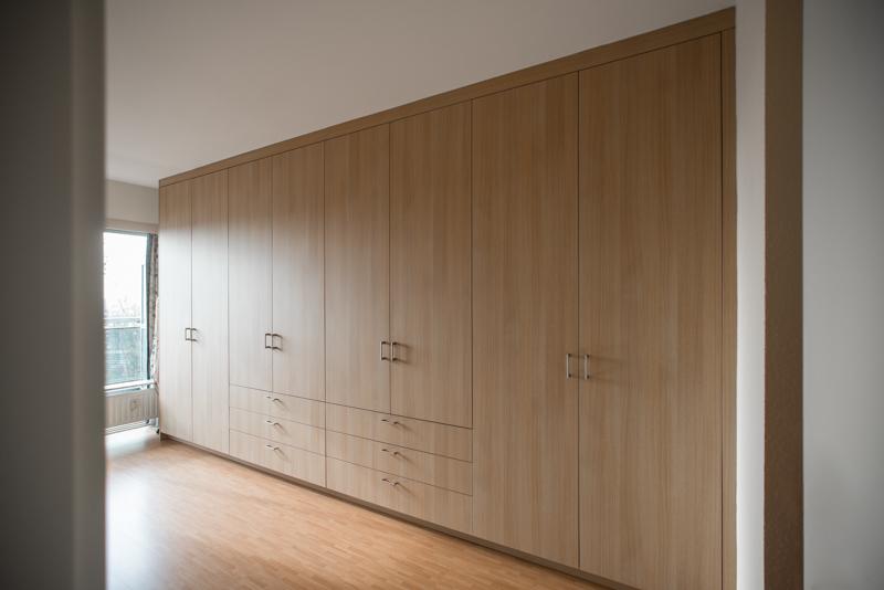kasten op maat van de schrijnwerker-meubelmaker | interieur van gool, Deco ideeën
