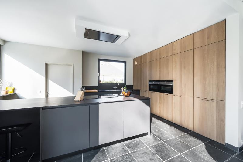 Keukens op maat van uw schrijnwerker-meubelmaker  Interieur Van Gool