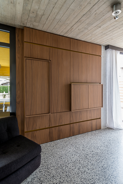 interieur op maat van de schrijnwerker meubelmaker interieur van gool. Black Bedroom Furniture Sets. Home Design Ideas