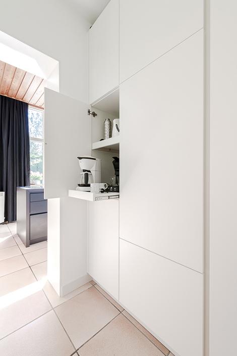 Keuken Wandkast Op Maat : Keukens op maat van uw schrijnwerker-meubelmaker Interieur Van Gool