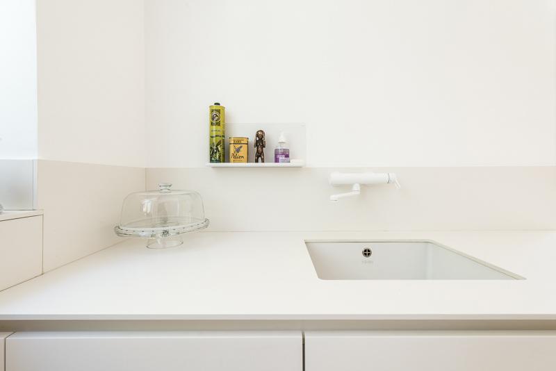Witte Keuken Spoelbak : ... de keuken van uw wensen keukens op maat ...