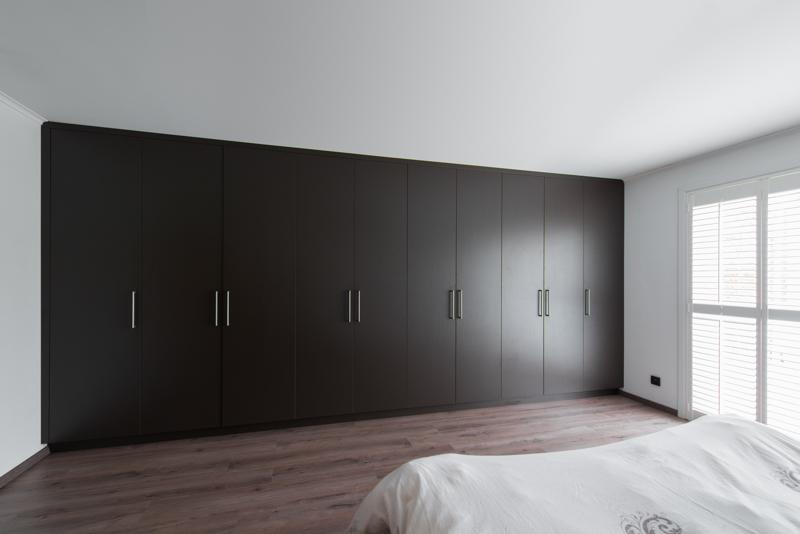 Scheidingswand Voor Slaapkamer : Kasten op maat van de schrijnwerker meubelmaker interieur van gool