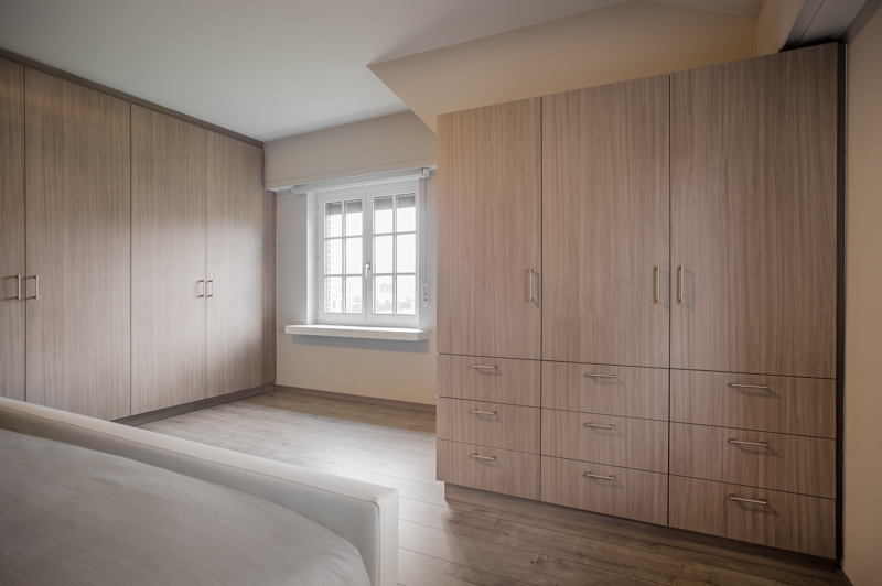 Slaapkamer Lage Kasten : Een inbouwkast op de slaapkamer klus info uw hulp voor
