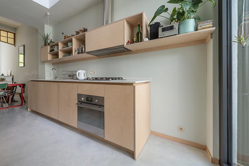 Keukenkast Op Maat : Keukens op maat van uw schrijnwerker meubelmaker interieur van gool